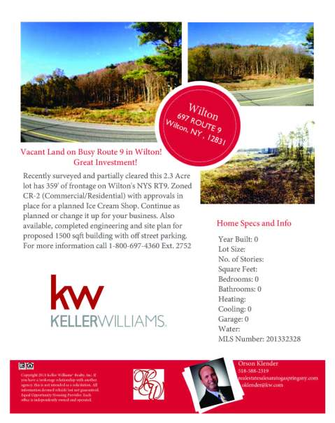 697 Rt 9 Property Flyer
